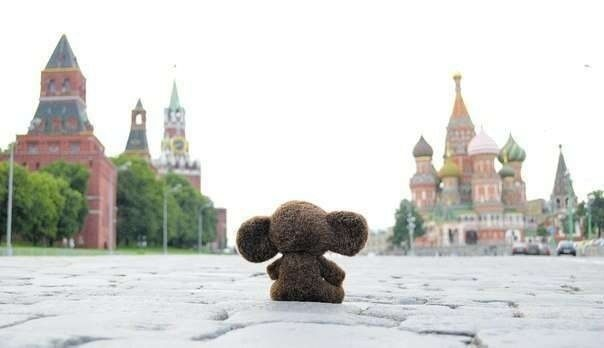 С приветом из россии