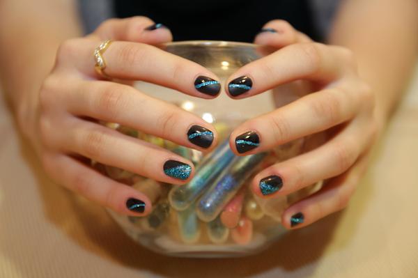 Как в домашних условиях сделать ногти матовыми в домашних условиях