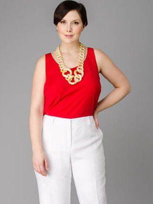 Модные советы стилистов для полных девушек и женщин