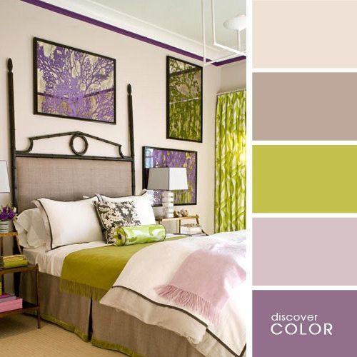 20 идеальных сочетаний цветов для дизайна интерьера