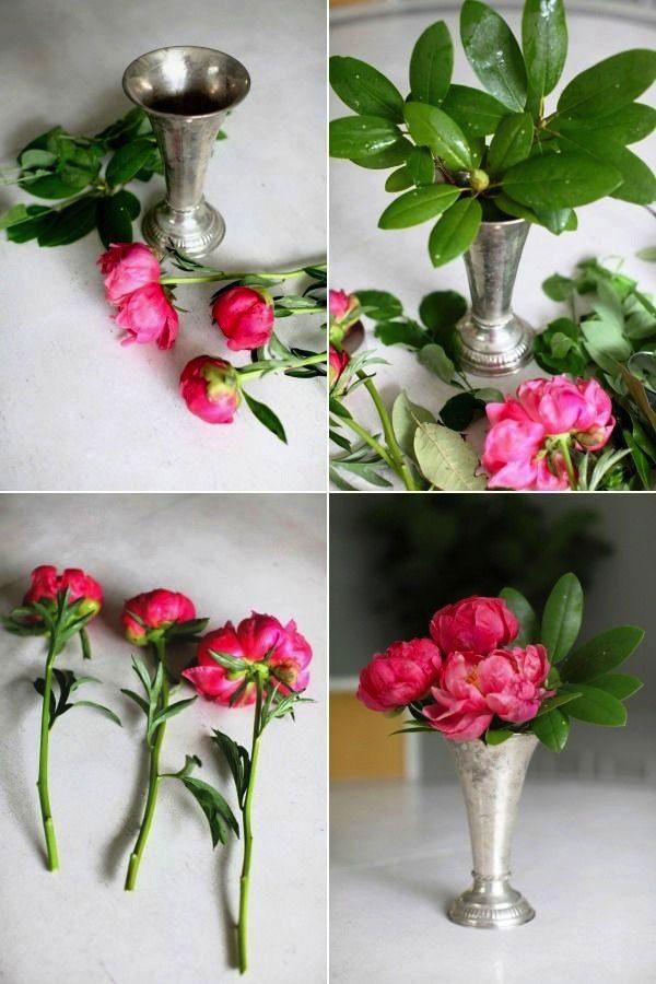 Как сделать так что бы цветы долго стояли 87
