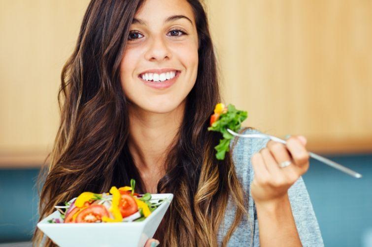 как питаться летом чтобы похудеть