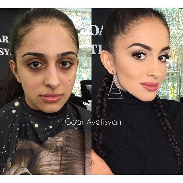 Стоимость макияжа гоар аветисян