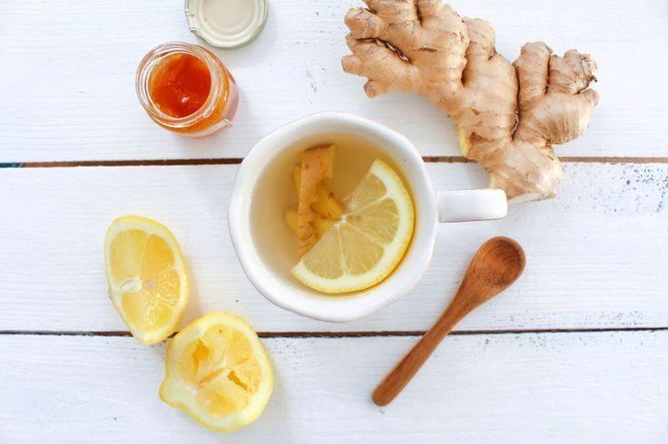 как пить имбирный чай для похудения отзывы