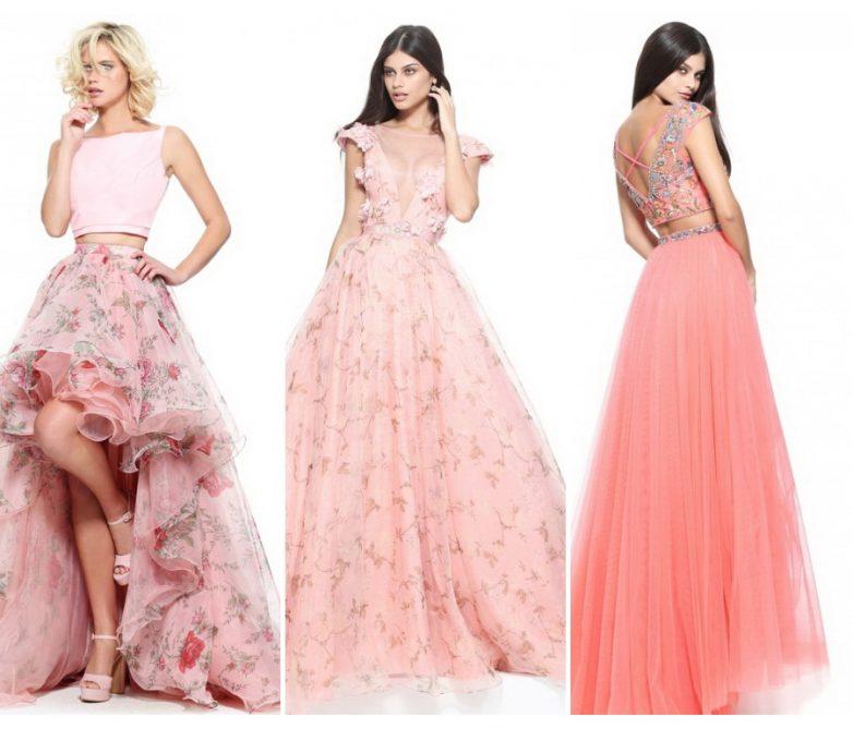 7eb29e79f Шикарные платья для выпускного / Все для женщины