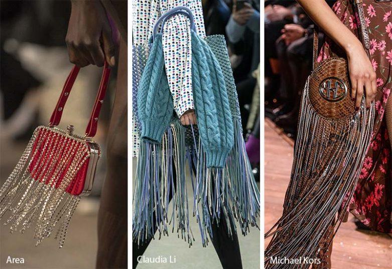 Модные сумки осень-зима 2019/2020