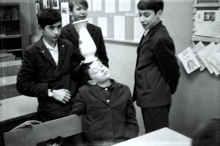 Школьные годы эпохи СССР