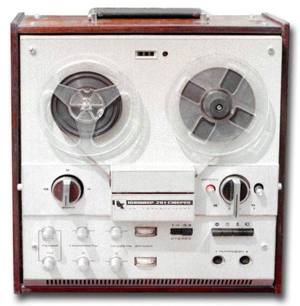 Стереофонический магнитофон II