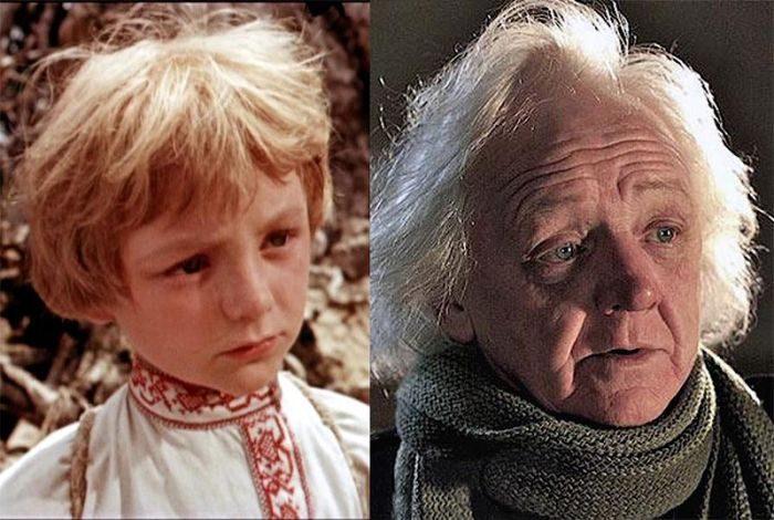 Советские дети актеры сейчас 10