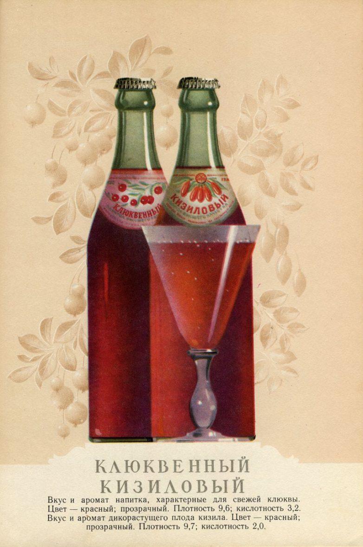 Фото напитков из ссср
