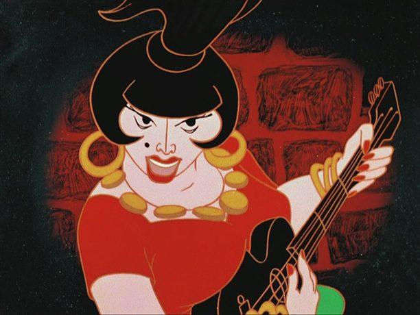 10 красавиц советской мультипликации