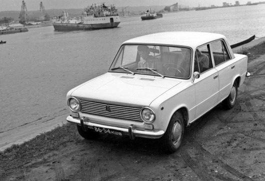 История автомобиля «Жигули»