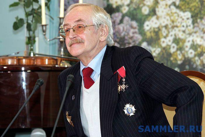 Любимые актёры: Василий Ливанов