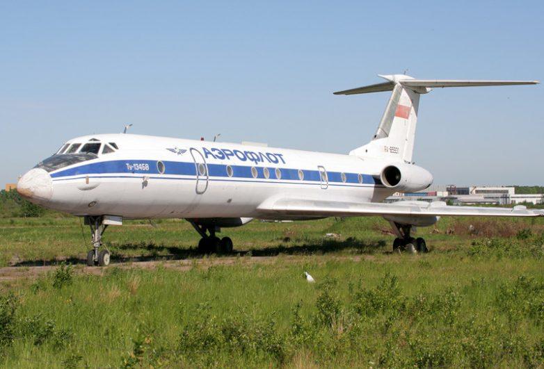 Tupolev Tu134  Wikipedia
