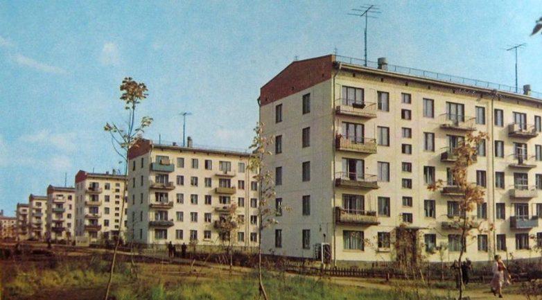 Хрущевки: градостороительство с учётом ядерной войны