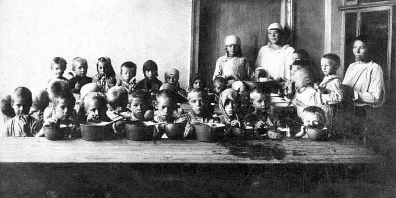Письмо активиста в ЦК о голоде в Поволжье