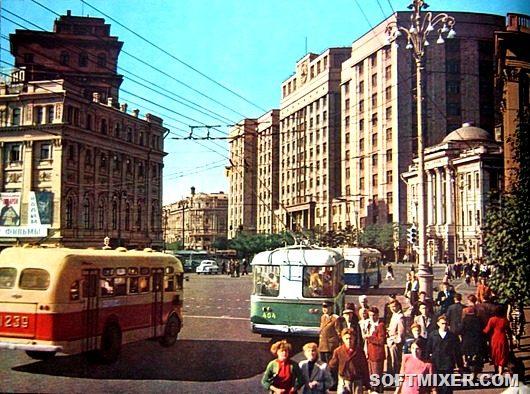 Москва 1959 года