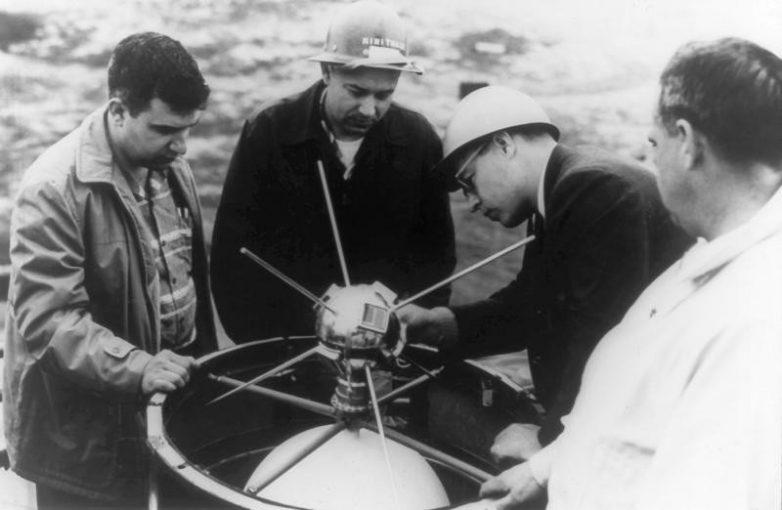 Самый старый искусственный спутник планеты Земля