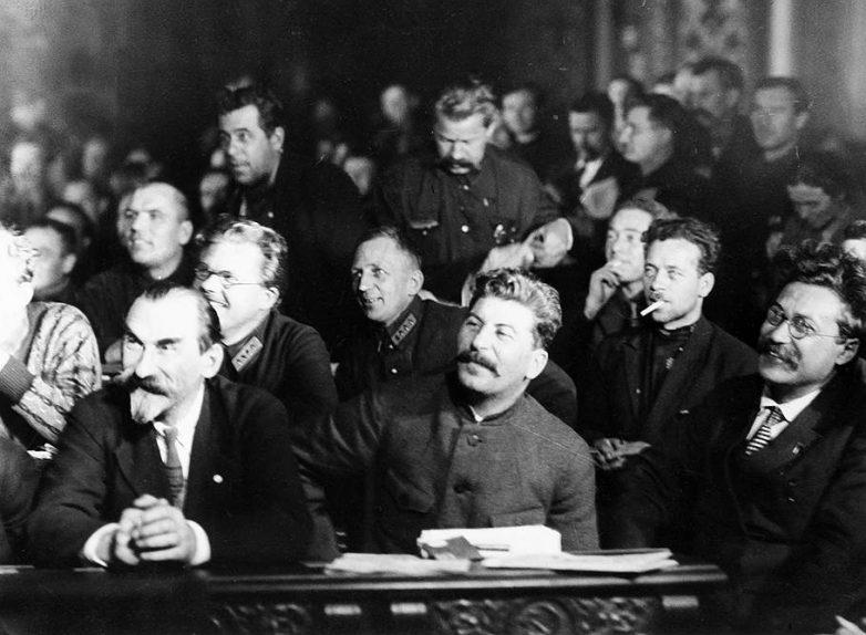 Сталин о перспективах построения коммунизма
