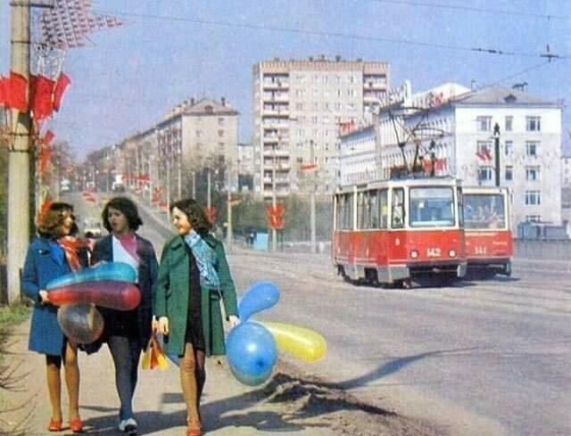 Страшное, невыносимое советское прошлое