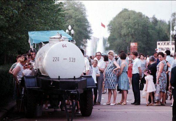 Различные фото из советского прошлого