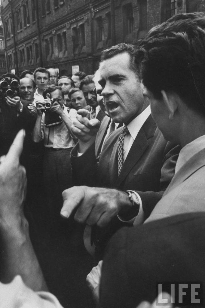 Ричард Никсон в СССР