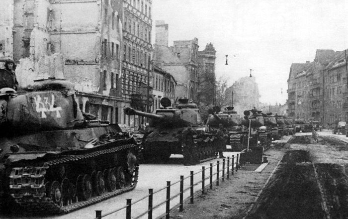 Куда подевались тысячи советских танков после ВОВ?