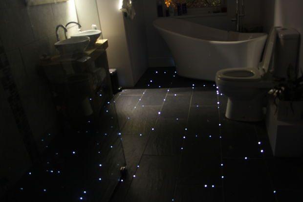 Как сделать потрясающий звёздный пол