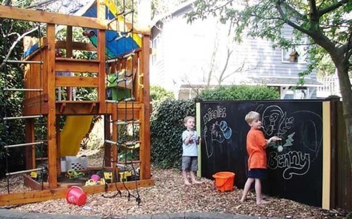 25 доступных идей оформления двора