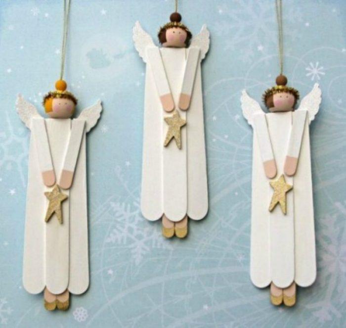 Фигурки ангелов своими руками