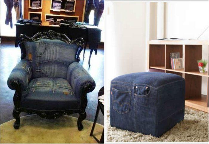 Как из старого кресла сделать новое фото
