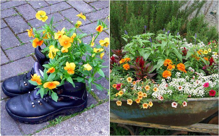 10 креативных цветочных вазонов, <b>которые</b> не купишь ни в ...