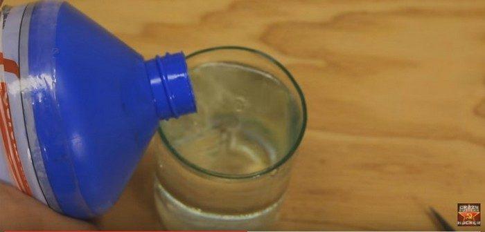 Как сделать так чтобы вода горела 100