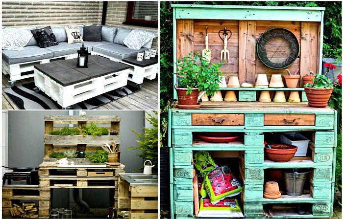 Как сделать самим плитку для дорожек в саду 70