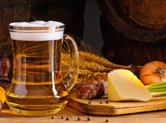 рецепт мяса с пивом