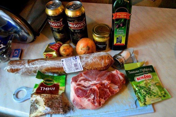 Мясо по - фламандски