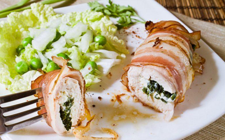 10 вкуснейших блюд из куриного филе