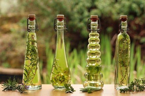 Ароматные растительные масла
