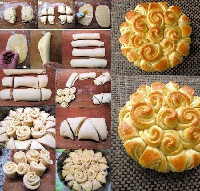 Формы разных пирогов