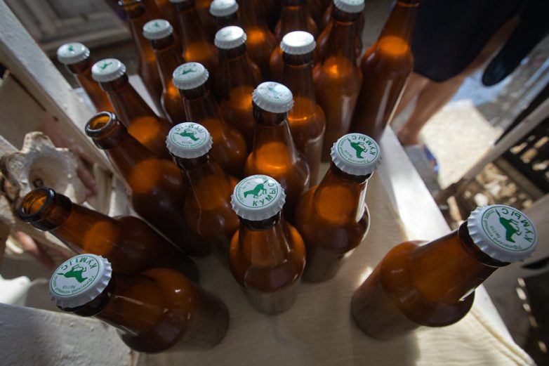 Национальны напитки в россии
