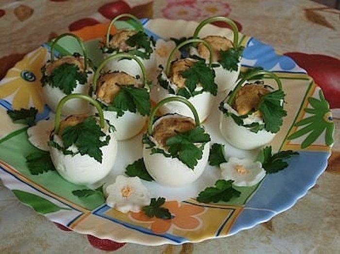 рецепти з яєць фото