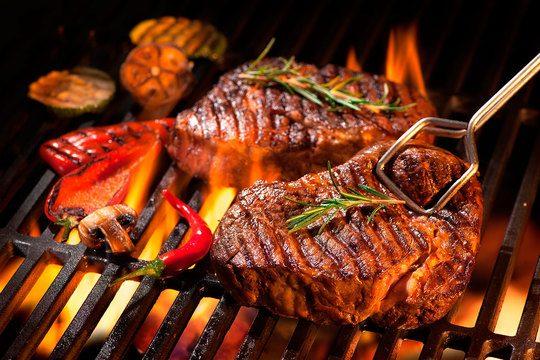 Аргентинские блюдо со вкусом барбекю электрокамины в донецке