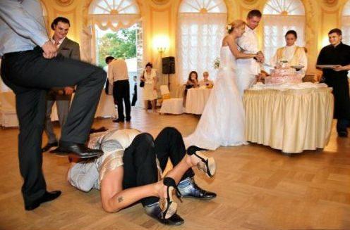 Прикольные свадебные видео конкурсы
