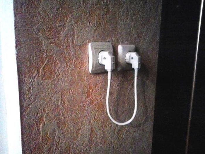 Как сделать чтобы свет не мотало 35