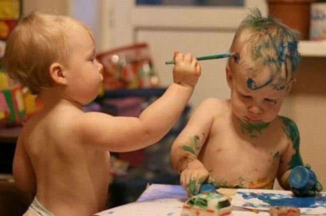 детские приколы фото