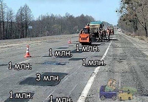 Ремонтные работы на дорогах продолжаются по всей Украине, - Гройсман - Цензор.НЕТ 6965