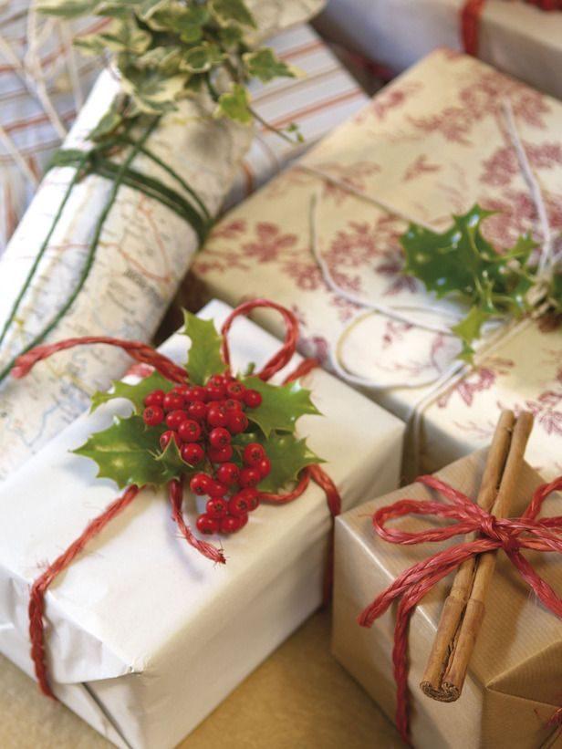 Как упаковать подарок своими руками фото