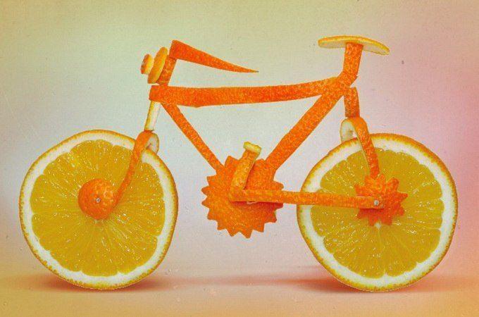 Поделки из апельсинов - Дайджест
