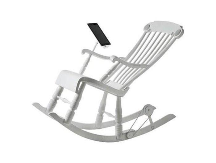 Как из старого кресла сделать кресло качалку своими руками 89