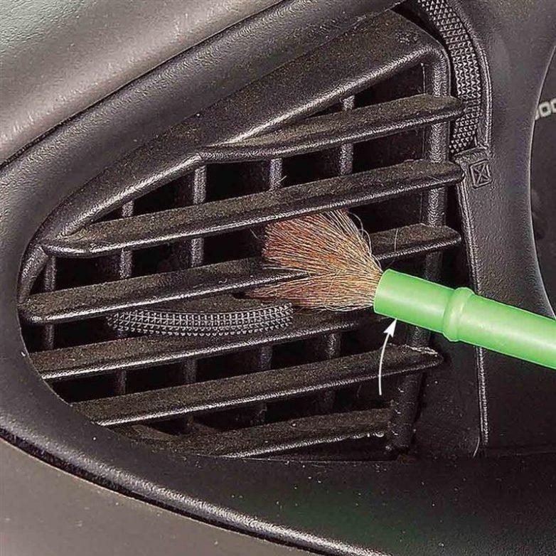 Замечательные советы по очистке неочищаемых поверхностей